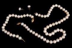 Set fashion jewelry Stock Photo