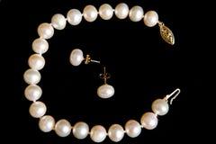 Set fashion jewelry Royalty Free Stock Photo