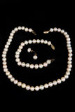 Set fashion jewelry Royalty Free Stock Image