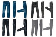 Set female pants Stock Image