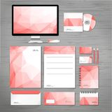 Set of flat design concept icons Stock Photography