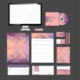 Set of flat design concept icons Stock Photo