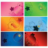 Set floral backgrounds. An illustration for yor design project. Very easy to edit file Stock Illustration