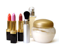 Free Set For Make-up Royalty Free Stock Photography - 2400977