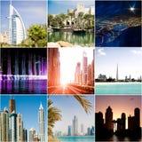 Set fotografie od Dubaj fotografia royalty free