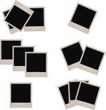 Set fotografii ramy, wektorowa eps10 ilustracja Ilustracja Wektor