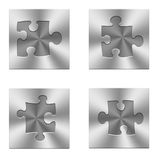 Puzzle set Royalty Free Stock Image