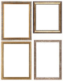 Set of frames 1 Royalty Free Stock Photos