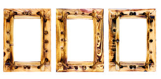 A set of frames Royalty Free Stock Photo