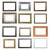 The set of frames Stock Photo