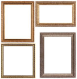 Set of frames 3 Royalty Free Stock Photo