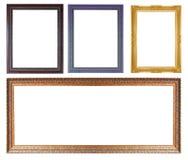 Set frames Royalty Free Stock Photos