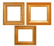 Set frames stock photography