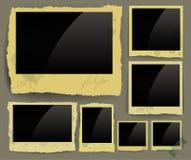 Set of frames Stock Image