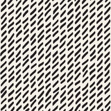 SET 50 Freehand Strokes 1 invert. Decorative hand drawn lines seamless pattern. Endless ornament with black ink strokes doodles. Freehand painted stylish Royalty Free Stock Photography