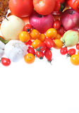 Set of fruits and vegetables #2 Stock Image