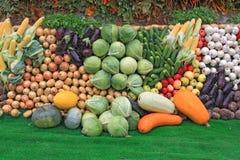 Set frukt Royaltyfri Bild