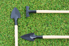 Set gardening tools Royalty Free Stock Photography
