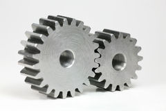 Set of Gears Royalty Free Stock Images