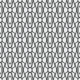 A Set geometric of black and white seamless. Vector format seamless pattern new style. Modern abstract textures vector illustration