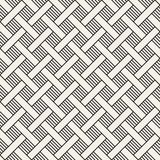 SET 27 Geometric Tiling Mosaic 48. Vector seamless pattern. Modern stylish abstract texture. Repeating geometric tiles from striped elements vector illustration