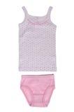Children's underwear Royalty Free Stock Images