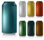 Set Gläser für Bier stock abbildung
