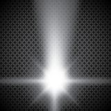 Set of golden glowing lights effects isolated on transparent background. Sun flash with rays and spotlight. Glow light effect. Sta. R burst with sparkles Royalty Free Stock Image
