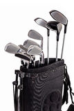 Set of golf clubs Royalty Free Stock Image