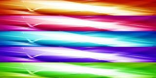 Set grafiki światła tła Zdjęcia Royalty Free