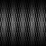 Set 8 gray carbon fiber mesh on black metal plate. Set 8. gray carbon fiber mesh on black metal plate. background and texture. 3d illustration Royalty Free Stock Image