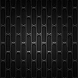 Set 8 gray carbon fiber mesh on black metal plate. Set 8. gray carbon fiber mesh on black metal plate. background and texture. 3d illustration Stock Photos