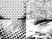 Set grunge Hintergrund Lizenzfreies Stockfoto