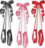 set häftklammermatare för balett