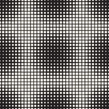 SET 100 Halftone Rhombus Lattice 01 light Stock Photos