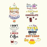 baking quotes stock illustrations baking quotes stock