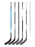 Set of hockey sticks. Vector illustration Royalty Free Stock Photo