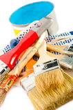 Set for home renovation Royalty Free Stock Photo