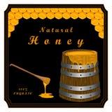 The set honey Stock Photos
