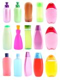 Set of hygienic means. Royalty Free Stock Images