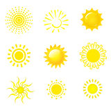 Suns Stock Photography