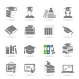 School an icon2 Royalty Free Stock Photo