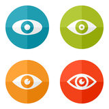Set icons Royalty Free Stock Image