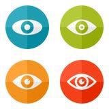 Set icons Royalty Free Stock Image