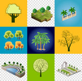 Set of images Royalty Free Stock Photography