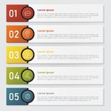 Set of infographics template. vector illustrator. Set of infographic design template. Vector illustration for for business, education,  banners, brochures Royalty Free Stock Photo