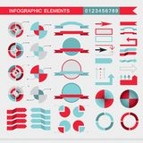 Set of infographic elements charts, graph, diagram, arrows,signs,bars, buttons,borders etc. vector illustration