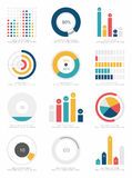 Set of infographics elements Stock Photo
