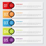 Set of infographics template. vector illustrator. Set of infographic design template. Vector illustration for for business, education,  banners, brochures Royalty Free Stock Image