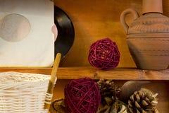 Set for interior decoration Stock Photo